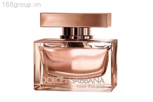 168 Group - Nuoc hoa dolce & gabbana rose the one