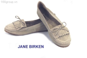 168 Group - Giay Bup Be Nu JANE BIRKEN Da That - A002