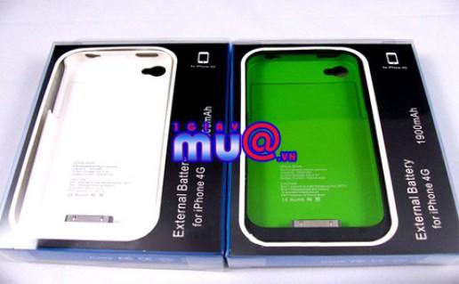 Ốp lưng dự phòng dành cho Iphone 4/4S