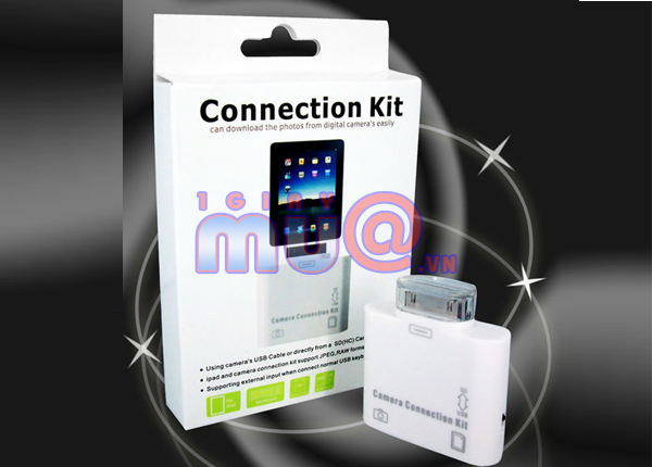1 Giây Mua - Ipad connection kit