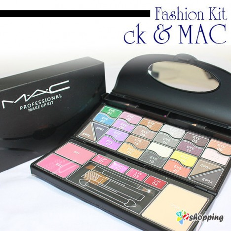 247 Shopping - Fashion Make Up Kit CK & MAC Hinh Vi
