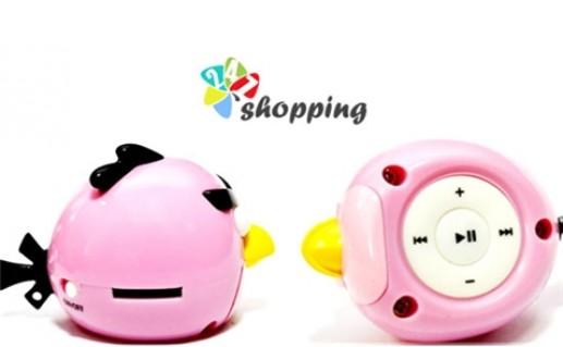Máy Nghe Nhạc MP3 Angry Bird