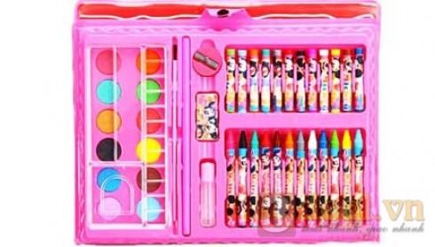 Bút chì màu 68 món cho bé