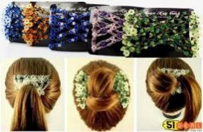 Biến hóa mái tóc mỗi ngày với hàng trăm kiểu khác nhau cùng bộ 2 kẹp đa năng Magic Hair Comb, giá chỉ 45.000đ. - Sức khỏe và làm đẹp