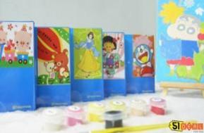 Cho bé yêu vui đùa thỏa thích, thể hiện tài năng nghệ thuật với bộ tranh vẽ sơn dầu cho bé. Cùng mua bộ sản phẩm với ưu đãi lớn, chỉ với52.000đ.