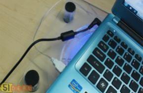 Quạt tản nhiệt laptop Note book cooler NC chất liệu nhựa dẻo bền bỉ, tốc độ quạt mạnh và đều đặn hơn giúp bảo vệ máy và sức khỏe người dùng chỉ với 65.000đ. Giá khuyến mãi cực rẻ chỉ có
