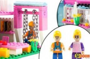 Bộ đồ chơi xếp hình Princess – Giúp bé yêu phát triển tư duy logic và khả năng sáng tạo ngay từ nhỏ với bộ đồ chơi xếp hình Princesss. Chỉ với 137.000đ.