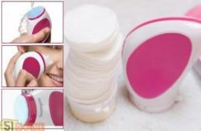 Loại bỏ bụi bẩn, bã nhờn và tế bào chết trên da hiệu quả khi rửa mặt cùng máy rửa mặt MYM công nghệ Nhật Bản. Sản phẩm áp dụng kĩ thuật SCM độc đáo cho công dụng vượt trội chỉ với 120.000đ, còn được tặng kèm 20 bông rửa mặt.