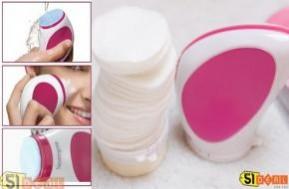 Loại bỏ bụi bẩn, bã nhờn và tế bào chết trên da hiệu quả khi rửa mặt cùng máy rửa mặt MYM công nghệ Nhật Bản. Sản phẩm áp dụng kĩ thuật SCM độc đáo cho công dụng vượt trội với giá sốc99.000đ, còn được tặng kèm 20 bông rửa mặt. - 2 - Sức khỏe và làm đẹp