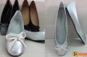 Bạn có phải là một tín đồ của giày búp bê? Bạn đang băn khoăn vì không biết làm thế nào để có được đôi giày búp bê như mong muốn với giá cả phải chăng? Vậy thì hãy để 51deal.vn giới thiệu cho các bạn sản phẩm giày búp bê Zara cực thời trang và sành điệu, chỉ với 150.000đ