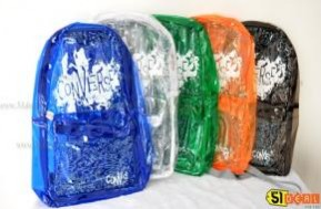 Balo Nhựa Trong Với Trang Trí Kiểu Chữ Facebook Và Converse Mang Lại Cho Các Bạn Một Phong Cách Trẻ Trung Và Đáng Yêu Trong Những Ngày Đi Học, Các Dịp Đi Dã Ngoại, Du Lịch. Chỉ với 99,000đ Và Chỉ Có Tại 51deal.vn