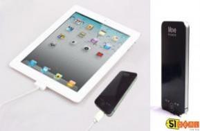 Bộ sạc tích trữ dùng cho iPad, iPob, iPhone4/4s, Samsung... tiện lợi và dễ sử dụng chỉ với 499.000đ. Cùng mua với giá khuyến mãi hấp dẫn, chỉ có