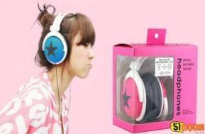 Tận hưởng âm nhạc cực đỉnh cùng tai nghe kiểu dáng Hàn Quốc Mix - Style, giá chỉ 69.000Đ.