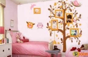 Trang hoàng căn phòng thêm sinh động cùng giấy dán tường kết hợp với khung treo hình độc đáo. Chỉ với 94.000 đồng bạn có thể làm mới căn phòng của mình. Nhanh tay click mua nào