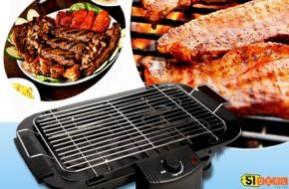 Bếp Nướng Điện Không Khói King Lucky HB-888,giúp bạn chế biến các món nướng một cách nhanh chóng và dễ dàng. Giá chỉ 330.000Đ.