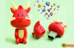 USB 8GB Hình Con Rồng - Xinh Xắn, Tiện Dụng – Giúp Bạn Lưu Trữ Thông Tin Nhanh Chóng Và An Toàn Hơn, Giá Chỉ 149.000Đ.