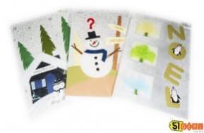 Nhanh tay click mua ngay để sở hữu Combo 3 tấm thiệp Noel handmade chỉ với 50.000đ, giảm 45% cho giá trị thực 90.000đ.