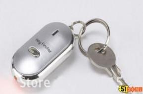 KEY FINDER- Móc chìa khóa - Phát tiếng kêu khi huýt sáo. Thật dễ dàng để tìm chìa khóa chỉ với 52.000 đồng