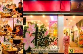 Tận Hưởng Hương Vị Ẩm Thực Nhật Độc Đáo Với Buffet Trưa hơn 30 Món (Sushi, Lẩu Và Các Món Nhật - Việt) Tại Nhà Hàng Sakurasaku