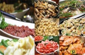 Thưởng Thức Và Tận Hưởng Hương Vị Thơm Ngon Của Buffet Tối Hải Sản 80 Món Tại Nhà Hàng Phú Khang