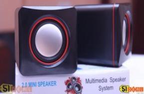 Cùng trải nghiệm cảm giác chinh phục đỉnh cao âm nhạc với thiết bị Loa Xí Ngầu 2.0 Speaker Mini. Giá sốc mừng Giáng sinh chỉ 39.000đ. Đừng để lỡ mất cơ hội nhận ưu đãi cực lớn từ 51deal lần này bạn nhé