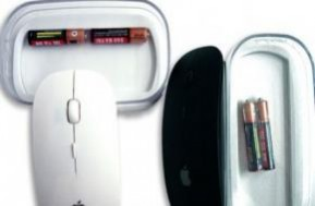 Sáng tạo và độc đáo - Chuột không dây Apple Magic Mouse cho khoảng cách điều khiển xa hơn. Giá hấp dẫn chỉ 95.000đ, giảm đến 50% so với giá gốc 190.000đ.