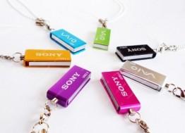 USB Sony Vaio 16GB thiết kế xoay tiện lợi, tốc độ truyền tải nhanh nhạy với nhiều màu sắc tinh tế chỉ với 199.000đ
