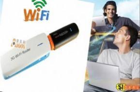 Bộ phát Wifi 3G không dây kết hợp chức năng pin sạc dự phòng. Trợ thủ đắc lực khi phải di chuyển nhiều chỉ với 465.000 đồng. - 1 - Công Nghệ - Điện Tử