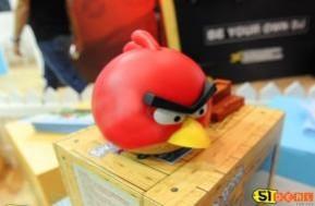 Máy nghe nhạc Angry Bird hình chú chim giận dữ ngộ nghĩnh, bộ sản phẩm bao gồm: máy MP3 + tai nghe + cáp sạc chỉ với 69.000đ. Cùng mua và sở hữu ngay thiết bị nghe nhạc giá cực rẻ bạn nhé