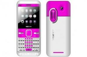 Điện Thoại Nokia H70 2 Sim 2 Sóng - Thiết Kế Độc Đáo, Thời Trang, Cực Xì Tin, và nhiều tiện ích