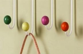 Móc treo đồ cỏ 4 lá Hàn Quốc với kiểu dáng thanh tú, màu sắc bắt mắt, độ tiện lợi cao, giúp tô điểm và tiết kiệm diện tích không gian nhà bạn. - 1 - Sản Phẩm Giải Trí - Gia Dụng