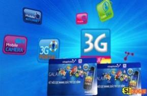 Kết nối cực nhanh, giải trí cực đỉnh cùng 3G VINAPHONE không giới hạn trong vòng 24 tháng, cực shock cùng quà tặng 100 sms nội mạng trong 24 tháng Chỉ với 95.000đ