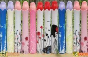 Dù che nắng mưa kiểu dáng độc đáo sáng tạo với thiết kế hình lọ hoa hồng nhỏ xinh, giúp bạn gái thêm nữ tính, duyên dáng dạo phố trong những ngày hè nắng nóng hay mùa mưa sắp đến gần. Giá chỉ 75.000đ