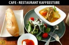 Phiếu ưu đãi áp dụng cho 02 phần thịt cừu được chế biến đa dạng hương vị tại Café - Retaurant Kaffeestube. Mỗi phần bao gồm 120 gr thịt cừu thơm ngon, nhiều dinh dưỡng chỉ với 199.000đ. Cùng mua và thưởng thức ngay bạn nhé