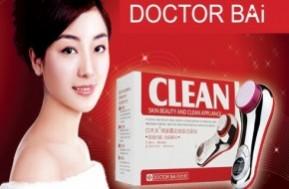 Máy Clean Doctor Bai rửa mặt, làm sạch da, hết nhờn, sạch mụn, da sáng mịn, giúp bạn xoa tan hết mệt mỏi, tăng cường sức sống mới cho làn da. Sản phẩm giảm 41%, chỉ có .