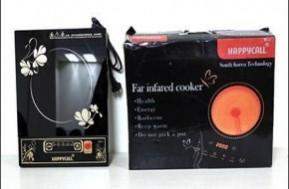 Bếp hồng ngoại Happy Call – J100 có thể nấu tất cả các loại nồi, phụ tá đắc lực của người nội trợ hiện đại chỉ với 360.000đ