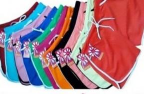 Chất liệu thun 100% cotton, thấm hút mồ hôi, tạo được sự thoải mái nhất cho người mặc, loại quần này không chỉ thích hợp với những bạn nữ hay chơi thể thao mà khi mix cùng áo pull họa tiết ngộ nghĩnh sẽ khiến bạn vẫn cực đáng yêu và sporty - 1 - Thời Trang và Phụ Kiện