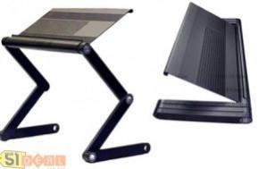 Tối đa hóa sự tiện dụng của laptop với bàn xoay laptop chất liệu nhôm tản nhiệt gọn nhẹ, tiện dụng. Bộ phụ kiện laptop giúp bạn thoải mái sử dụng laptop mọi lúc, mọi nơi với mọi tư thế chỉ với 530.000đ