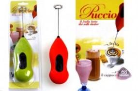 Giúp các bà nội trợ tiết kiệm thời gian khi vào bếp với máy đánh cầm tay mini Puccio đa chức ...