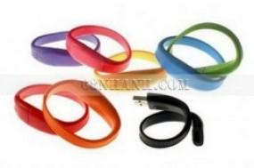 Sở hữu chiếc vòng đeo tay USB 4GB thời trang sành điệu, sự kết hợp giữa công nghệ và thời ...