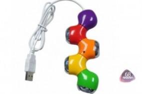 Hub USB 4 cổng, một sản phẩm công nghệ tuyệt đẹp, tiện dụng giúp bạn xử lí nhiều thiết ...