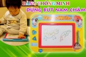 Bảng Vẽ thông minh Draw & Write, luyện cho bé tính năng động sáng tạo từ nhỏ, một món quà ...