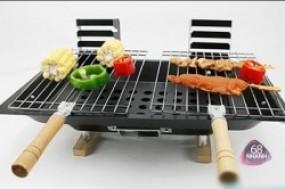 Sở hữu ngay một bếp nướng than All stell Hibachi, nhanh chóng, tiện lợi và an toàn cho những món ...