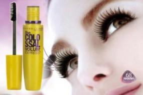 Mascara Colossal Diamond Maybelline New York làm cho mi cong đến 9 lần, nuôi dưỡng làn mi khoẻ mạnh như ...