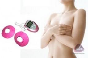 Sở hữu vòng 1 lý tưởng như những siêu mẫu quốc tế với máy massage ngực hàng nhập khẩu, ...