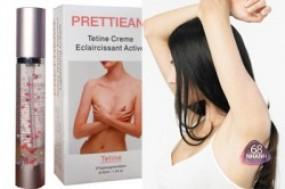 Serum Prettiean xuất xứ từ Pháp - Làm trắng hồng các vùng da nhạy cảm dưới cánh tay, nhũ hoa… ...
