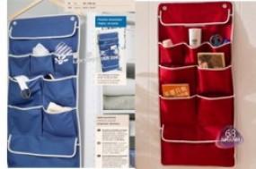 Combo 2 túi treo tiện dụng 9 ngăn giúp sắp xếp gọn gàng diện tích và không gian sống nhà bạn