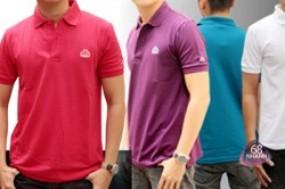 Trẻ trung, năng động và phong cách với áo thun nam Kappa, xuất xứ Singapore