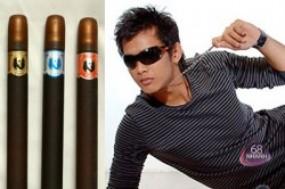 Nước hoa độc đáo xì gà Cuba, thiết kế như điếu xì gà rất lạ mắt và phong cách, mùi hương ...