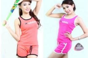 Combo 2 bộ quần áo thể thao năng động, trẻ trung, màu sắc tươi tắn mang lại nét khỏe khoắn ...
